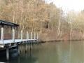 Das Bootshaus in Violau, unser Proben-Domizil.